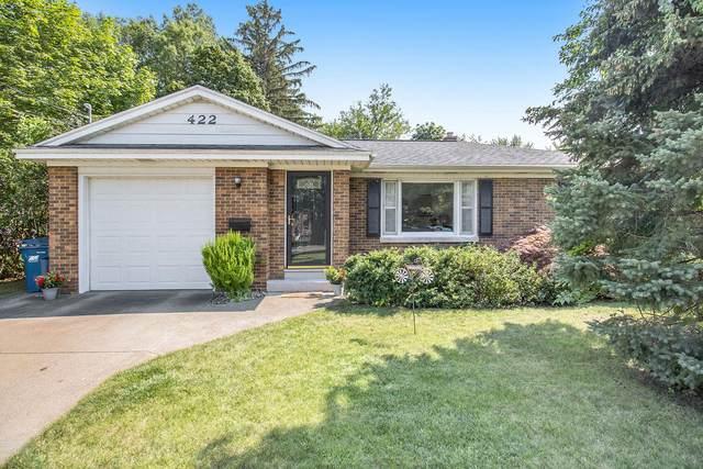 422 E Exchange Street, Spring Lake, MI 49456 (MLS #21096785) :: Ron Ekema Team