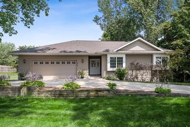1418 Whispering Trail, Benton Harbor, MI 49022 (MLS #21096848) :: BlueWest Properties