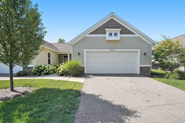 2910 Grand Isle Drive NE #14, Belmont, MI 49306 (MLS #21096923) :: JH Realty Partners
