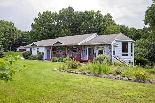 8568 Meadowrock Drive, Rockford, MI 49341 (MLS #21096963) :: JH Realty Partners