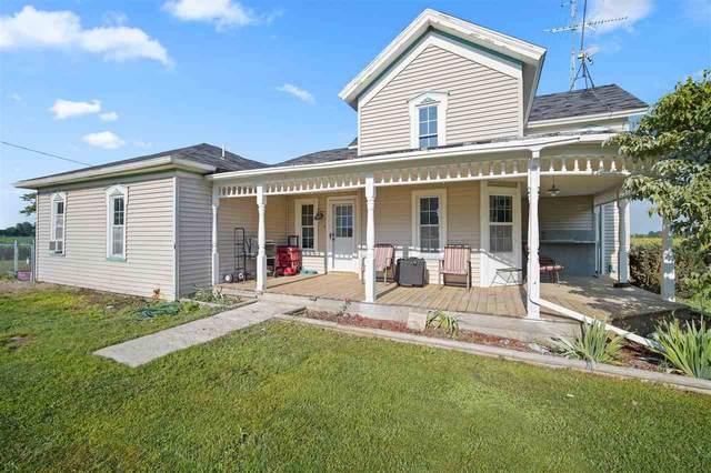 227 W Southern Rd, Bronson, MI 49028 (MLS #21096979) :: Keller Williams Realty | Kalamazoo Market Center