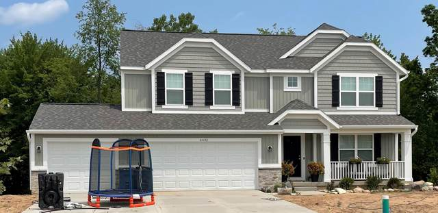 1758 Solitude Drive Ne, Grand Rapids, MI 49525 (MLS #21097127) :: JH Realty Partners