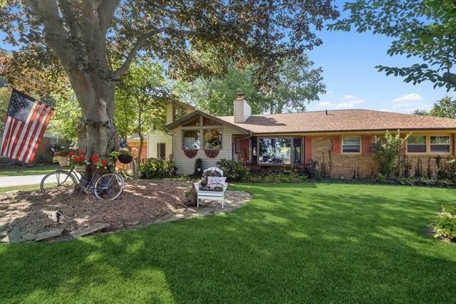 1131 Rocky Gap Road, Benton Harbor, MI 49022 (MLS #21097128) :: BlueWest Properties
