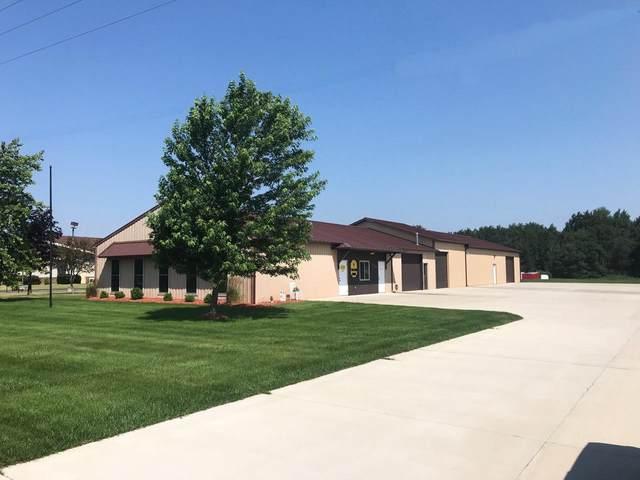 7230 9 Mile Road, Mecosta, MI 49332 (MLS #21097186) :: BlueWest Properties