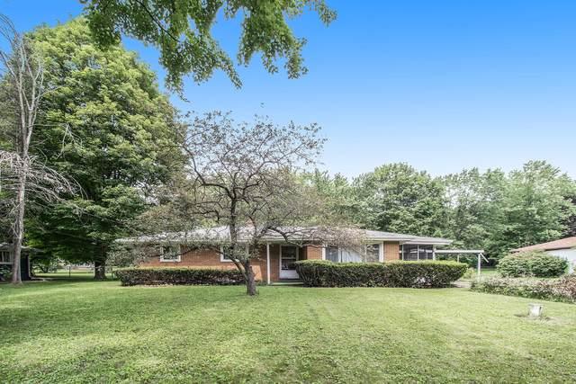 132 Oriole Drive, Battle Creek, MI 49037 (MLS #21097276) :: BlueWest Properties