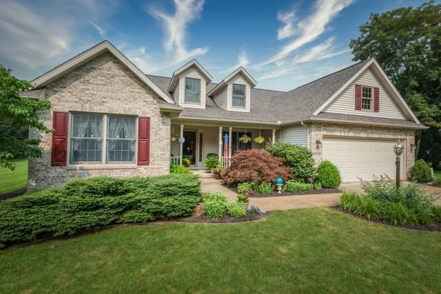 16151 Emily Corlett, Marshall, MI 49068 (MLS #21097277) :: BlueWest Properties