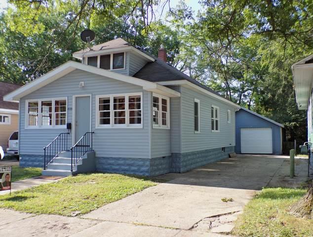 889 Fleming Avenue, Muskegon, MI 49442 (MLS #21097292) :: JH Realty Partners
