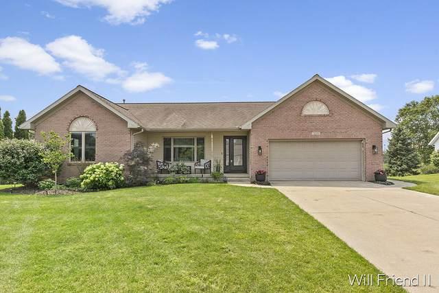 5699 Hickory Ridge Drive SW, Wyoming, MI 49418 (MLS #21097298) :: JH Realty Partners