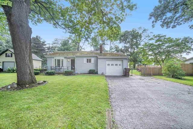 878 Bryant Ave, Jackson, MI 49202 (MLS #21097325) :: Deb Stevenson Group - Greenridge Realty