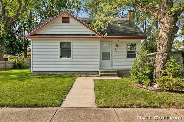 136 Exchange Street SE, Grand Rapids, MI 49548 (MLS #21097343) :: JH Realty Partners
