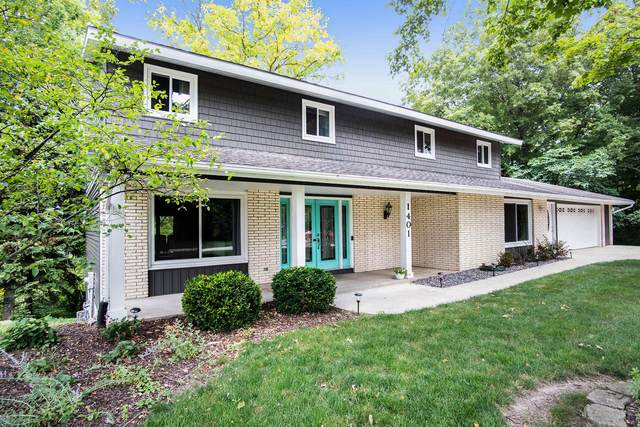 1401 Ridgewood Drive, Jenison, MI 49428 (MLS #21097354) :: JH Realty Partners