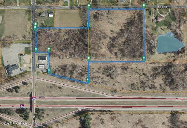 VL Helmer Road, Battle Creek, MI 49017 (MLS #21097355) :: Ron Ekema Team