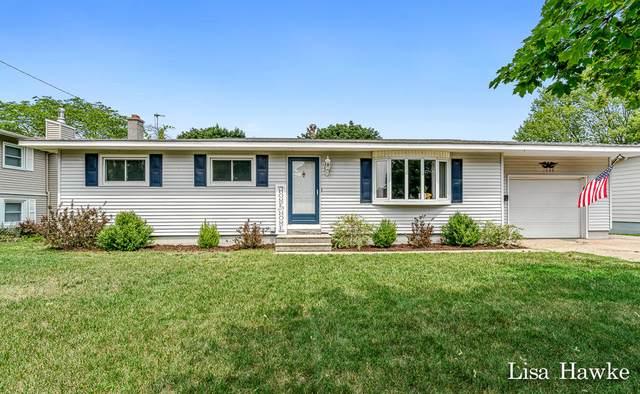 1625 Grant Avenue, Grand Haven, MI 49417 (MLS #21097362) :: Deb Stevenson Group - Greenridge Realty
