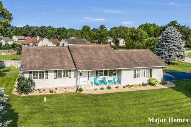 150 Gull Pointe Drive, Battle Creek, MI 49017 (MLS #21097416) :: BlueWest Properties