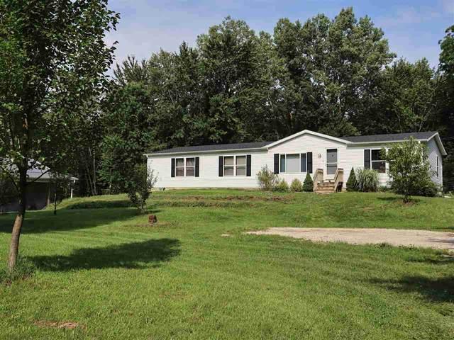 9050 Zion Rd, Rives Junction, MI 49277 (MLS #21097458) :: Deb Stevenson Group - Greenridge Realty