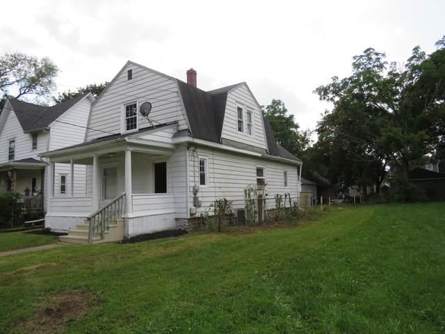 60 Illinois Street, Battle Creek, MI 49014 (MLS #21097521) :: Ron Ekema Team