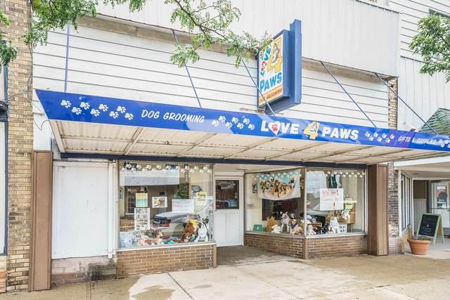 303 S James Street, Ludington, MI 49431 (MLS #21097522) :: BlueWest Properties