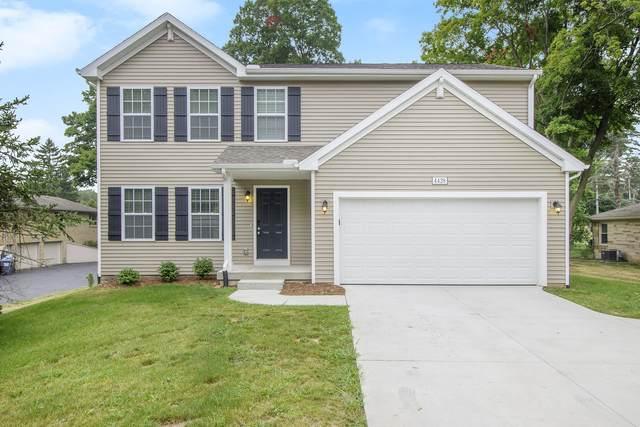 420 Oak View Drive, Middleville, MI 49333 (MLS #21097553) :: Sold by Stevo Team | @Home Realty