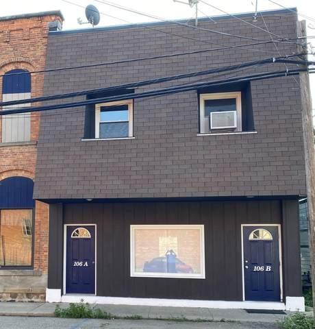 106 N Talbot Street, Addison, MI 49220 (MLS #21097565) :: Ron Ekema Team
