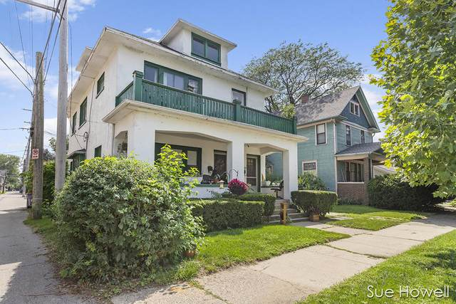 312 Crescent Street NE, Grand Rapids, MI 49503 (MLS #21097627) :: JH Realty Partners