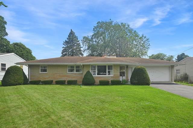 5590 Lantana Avenue, Kalamazoo, MI 49048 (MLS #21097637) :: BlueWest Properties