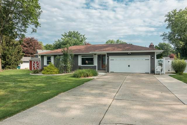 5740 Powderhorn Drive, Kalamazoo, MI 49009 (MLS #21097641) :: Ron Ekema Team