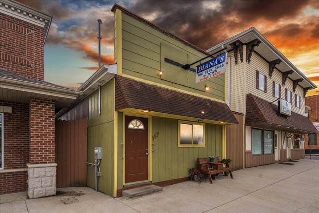 117 W Main Street, Westphalia, MI 48894 (MLS #21097667) :: Keller Williams Realty | Kalamazoo Market Center