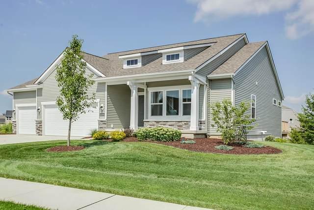 4630 22nd Avenue, Hudsonville, MI 49426 (MLS #21097687) :: Deb Stevenson Group - Greenridge Realty