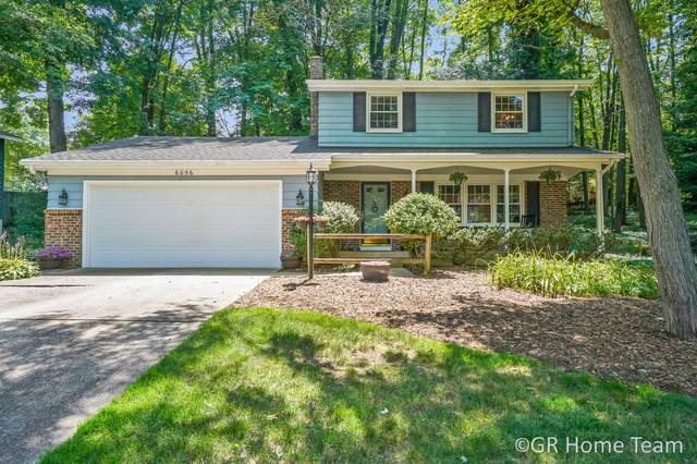 6056 Del Cano Drive SE, Grand Rapids, MI 49546 (MLS #21097717) :: BlueWest Properties