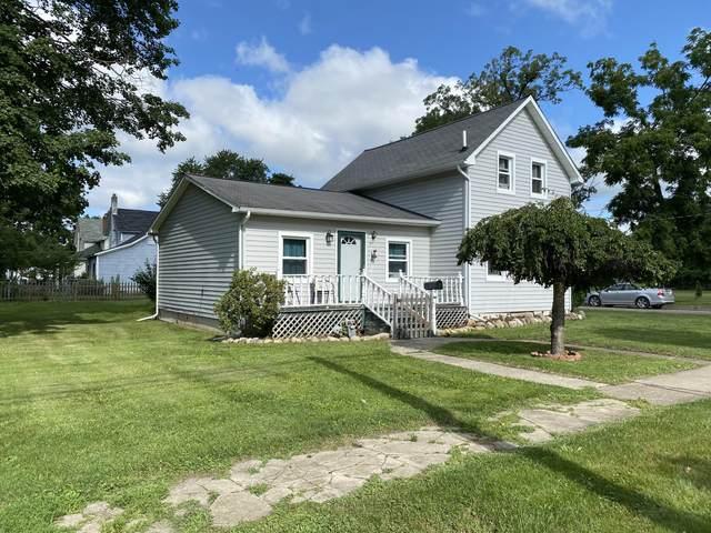 201 Grove Street, Sturgis, MI 49091 (MLS #21097719) :: Deb Stevenson Group - Greenridge Realty