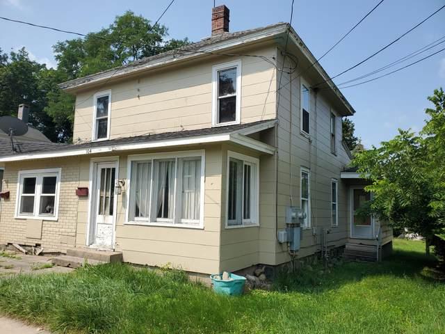 104 Union Street, Hillsdale, MI 49242 (MLS #21097728) :: Deb Stevenson Group - Greenridge Realty