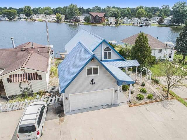 541 S Lakeside Dr, Michigan Center, MI 49254 (MLS #21097740) :: Deb Stevenson Group - Greenridge Realty