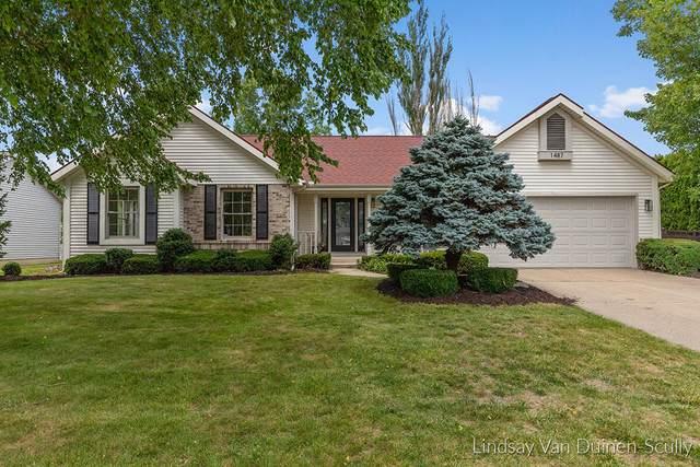 1487 Edgeknoll Drive SE, Grand Rapids, MI 49508 (MLS #21097746) :: Ron Ekema Team