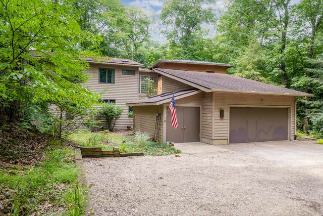 9596 Ridge Road, Bridgman, MI 49106 (MLS #21097748) :: BlueWest Properties
