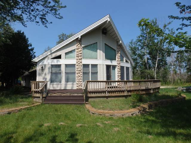 8721 Bayview Road, Onekama, MI 49675 (MLS #21097751) :: BlueWest Properties