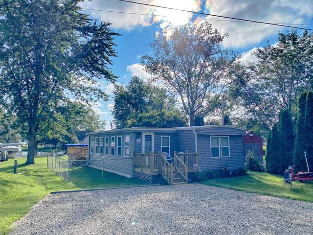269 Lakeside Drive, Quincy, MI 49082 (MLS #21097758) :: Deb Stevenson Group - Greenridge Realty