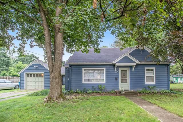 811 Southworth Terrace, Kalamazoo, MI 49048 (MLS #21097781) :: Ron Ekema Team