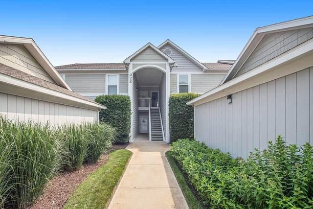 225 N Townsend Street #101, New Buffalo, MI 49117 (MLS #21097798) :: BlueWest Properties