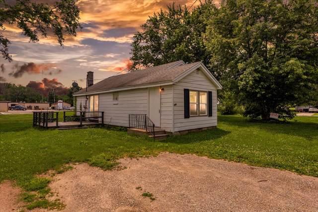 115 Liberty Street, Sheridan, MI 48884 (MLS #21097817) :: Sold by Stevo Team | @Home Realty