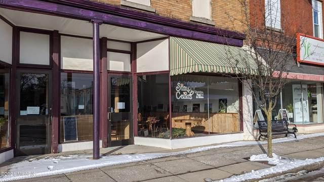 142 S Main Street, Wayland, MI 49348 (MLS #21097818) :: BlueWest Properties