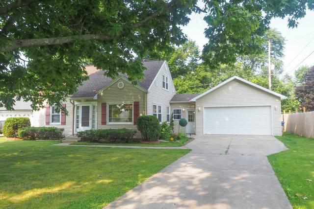333 N Ridgeway Drive, Battle Creek, MI 49015 (MLS #21097838) :: JH Realty Partners