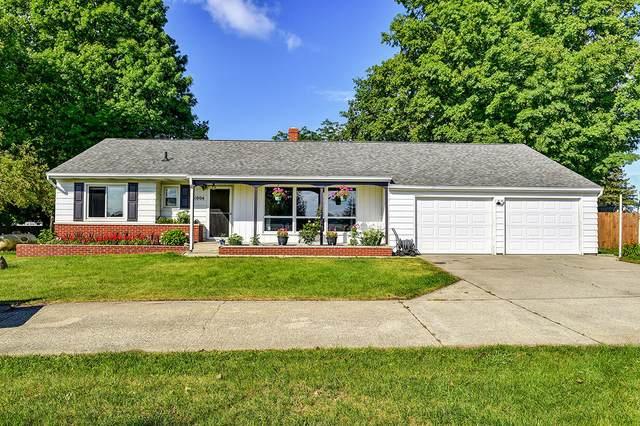 71004 Union Road, Union, MI 49130 (MLS #21097842) :: BlueWest Properties