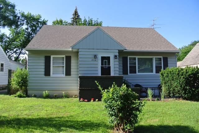 1412 Matilda Street NE, Grand Rapids, MI 49503 (MLS #21097864) :: Ron Ekema Team
