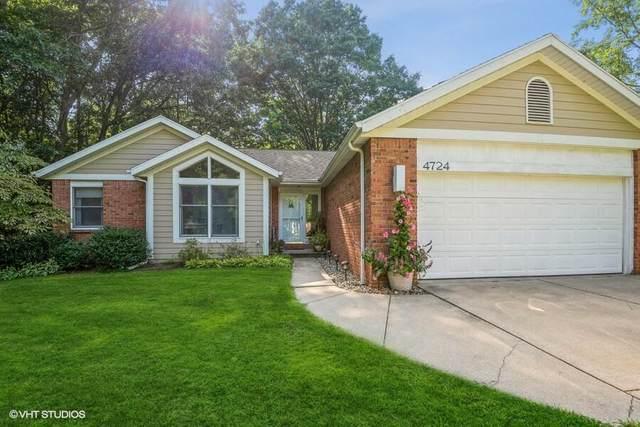 4724 S Cedar Trail, Stevensville, MI 49127 (MLS #21097880) :: Deb Stevenson Group - Greenridge Realty