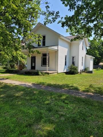 107 S Wood Street, Hersey, MI 49639 (MLS #21097892) :: BlueWest Properties