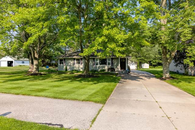 15012 160th Avenue, Grand Haven, MI 49417 (MLS #21097941) :: Deb Stevenson Group - Greenridge Realty