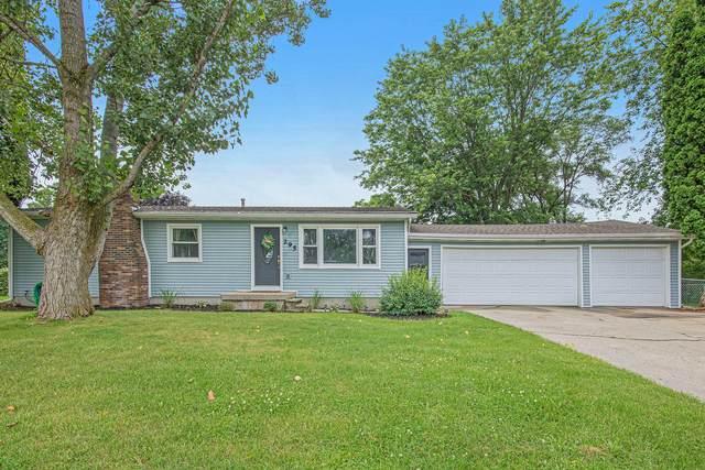 295 8th Street NE, Cedar Springs, MI 49319 (MLS #21097942) :: Keller Williams Realty | Kalamazoo Market Center