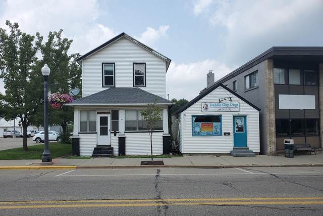 129 E Superior Street, Wayland, MI 49348 (MLS #21097947) :: BlueWest Properties