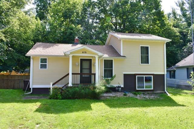 416 Rosehill Road, Berrien Springs, MI 49103 (MLS #21097961) :: Sold by Stevo Team | @Home Realty