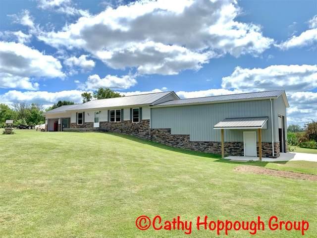 1482 Welch Road, Ionia, MI 48846 (MLS #21097969) :: BlueWest Properties